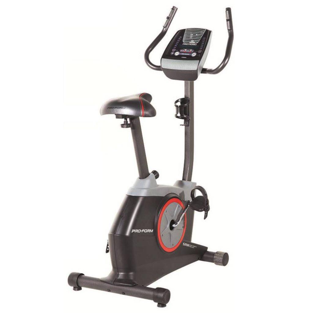 proform 245 zlx upright exercise bike fully assembled. Black Bedroom Furniture Sets. Home Design Ideas