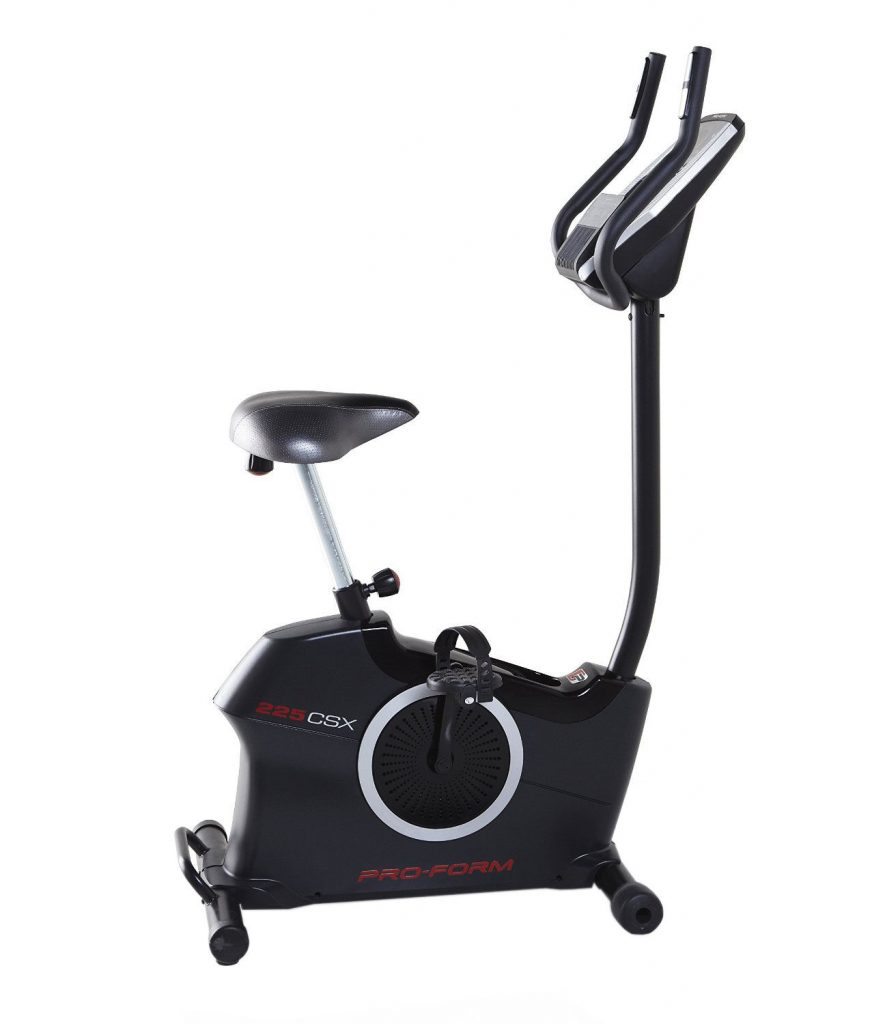 Proform Upright 225 CSX Exercise Bike (Built Directly Out