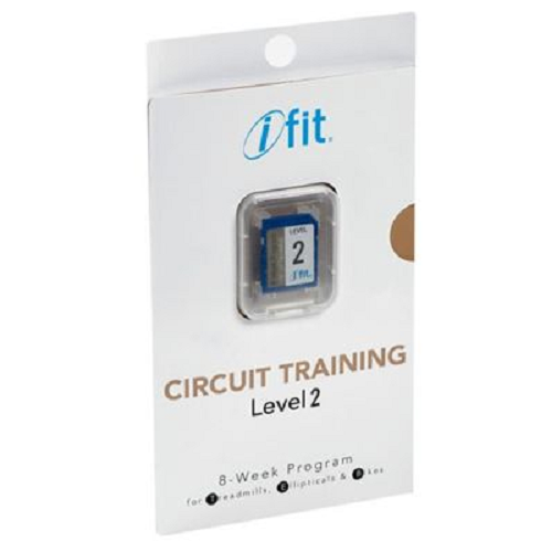 iFit SD Card Circuit Training Level 2 - For iFit SD Compatible Equipment